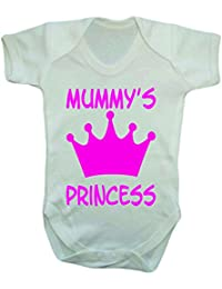 Mummys Princess Funny Baby Chaleco Grow