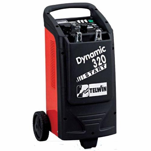 Dynamic 320 Telwin Start-Chargeur de batterie et démarreur