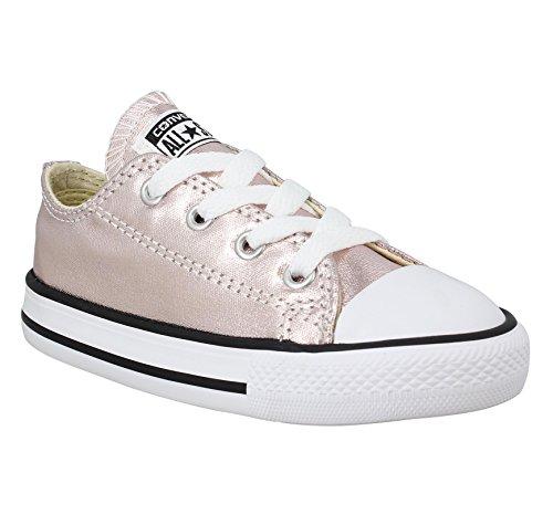Converse AS Hi 1J793, Sneaker unisex adulto oro rosa