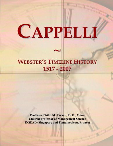 cappelli-websters-timeline-history-1517-2007