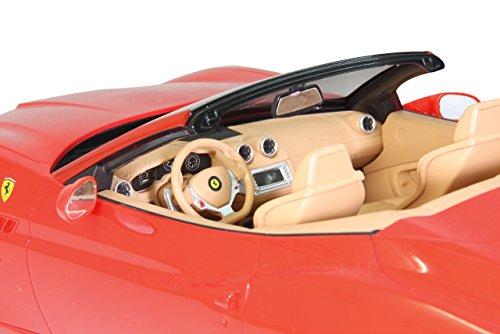 RC Auto kaufen Rennwagen Bild 2: Jamara 404290 - RC Ferrari California 1:12 inklusive Fernsteuerung, rot*