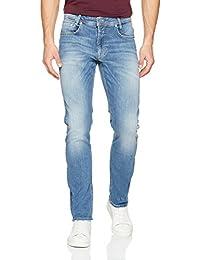 MAC Herren Straight Jeans Macflexx