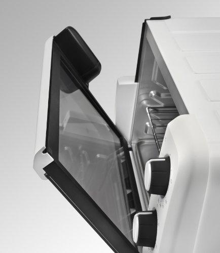 41 oI2jB14L - De'Longhi EO12012 Mini Oven - White