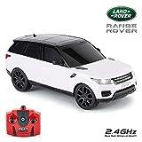 CMJ RC Cars Range Rover Sport Télécommande Officielle pour Enfant avec lumières de Travail, Radio électrique...