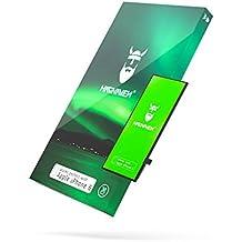 Hagnaven® Batterie Li-polymère compatible avec l'iPhone 6   LA PLUS PERFORMANTE batterie de remplacement   PUISSANCE INCROYABLE ET ÉNERGIE PURE DU GRAND NORD   1910 mAh CELLULES DE HAUTE QUALITÉ