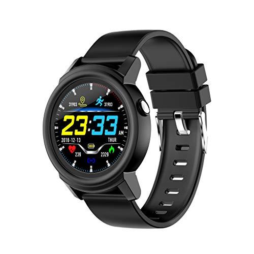 Knowin Smart Watch Herzfrequenz-Schlafmonitor Smart Health Fitness Tracker Armband Smart Uhrenarmband wasserdicht Fitness Tracker Aktivitätstracker GPS Bluetooth Sports Watch Armband Uhr für iOS -