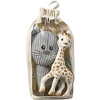 Angemessen Sophie Die Giraffe Sophiesticated Beißring Set Baby-beißring Spielzeug Neu Pflege