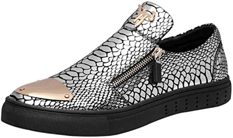 pretty nice 663ce d1a53 ... Mocasines Para Hombres Zapatos De Conducción Ocasionales Zapatos  Perezosos De Moda reputable site 38d58 eb71e adidas X ...