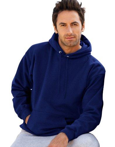 Broken Herz-Symbol auf American Apparel Fine Jersey Shirt Dunkles Marineblau