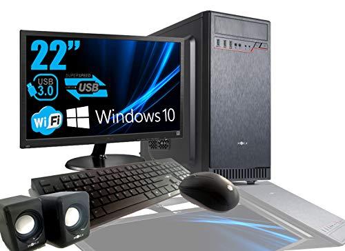 PC Desktop Intel Quad Core 2.0GHZ Windows 10 Profesional