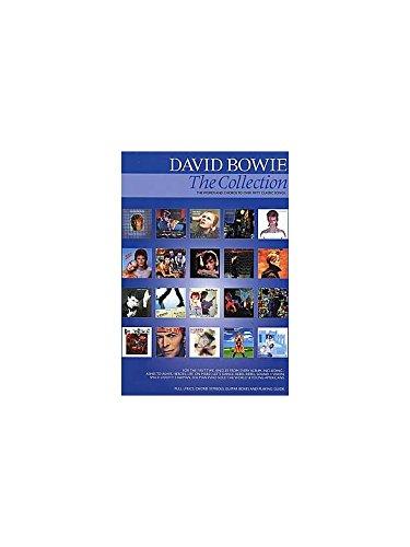 David Bowie: The Collection. Partitions pour Paroles et Accords(Botes d'Accord)