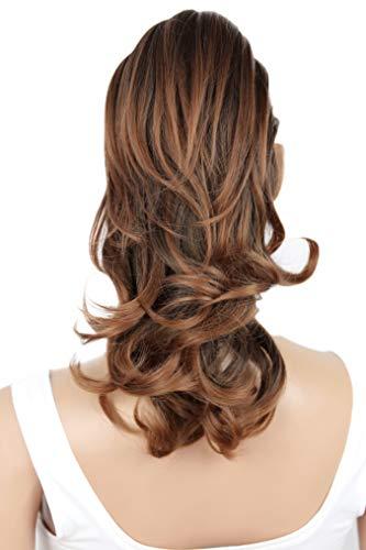 PRETTYSHOP Voluminöses Haarteil Hair Piece Pferdeschwanz Zopf Ponytail