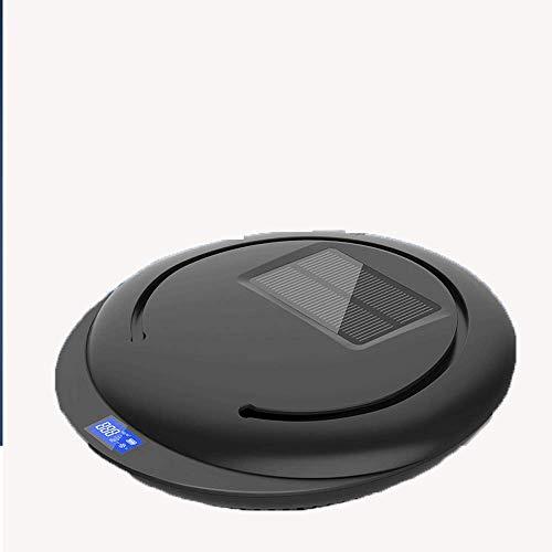 WANGPING Yuba Auto Luftreiniger Neben Geruch Negative Ionen Aromatherapie Fahrzeug Neben Formaldehyd Luftreiniger,Black - Refresh Aromatherapie