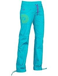 ABK Vire V2 Pantalón, Mujer, Azul (Angel Blue), XS