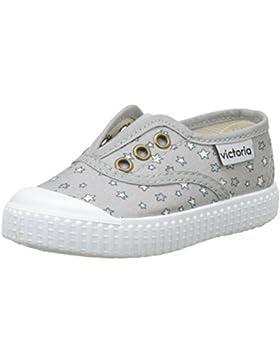 Victoria Ingles Elástico Estrellas, Zapatillas Unisex Niños