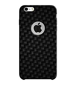 Mental Mind 3D Printed Plastic Back Cover With Logo Hole For Apple iPhone 6 -3DIP6H-G8235