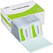 EOTW Toallitas Limpiadoras Pantallas, 120 Unidades Prehumedecidas Limpia Gafas para Tabletas/Smartphone/Pantallas