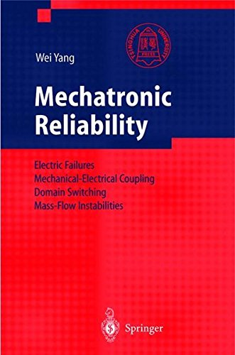 Mechatronic Reliability: Electric Failures, Mechanical-Electrical Coupling, Domain Switching, Mass-Flow Instabilities