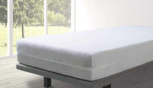 Letto Matrimoniale Incassato : Completamente incassato impermeabile anti letto bug protector