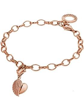 Engelsrufer Rosé Armband mit Flügelherz 78148