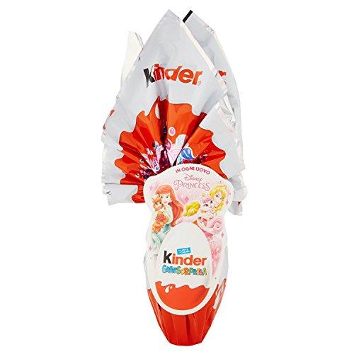 Kinder GranSorpresa - Uovo di Cioccolato DISNEY PRINCESS - 150 GR