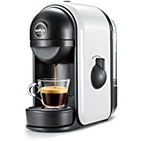 Lavazza Macchina Caffè Minù, 1250 Watt, Bianco