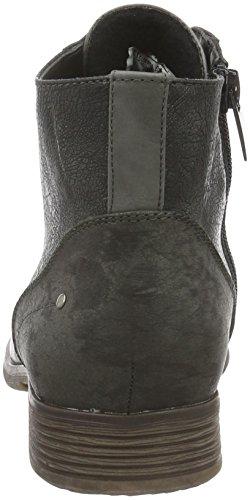 Supremo Damen 1623602 Kurzschaft Stiefel Schwarz (Black-coal)