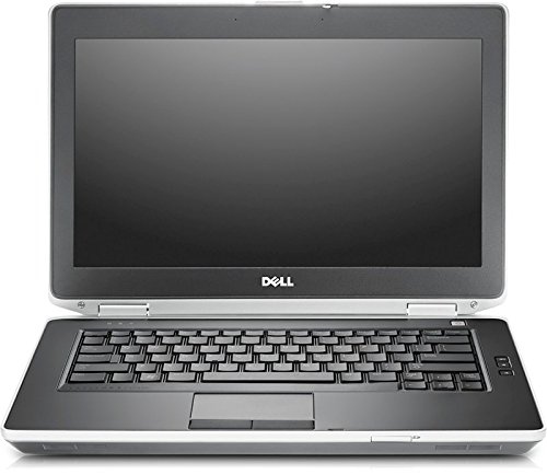 Dell Latitude E6430 35,56 cm (14 Zoll HD+) Notebook (Intel Core i5, 6GB, 320GB, Intel HD 4000, Webcam, Bluetooth, Fingerprintreader, Windows 10 Pro) anthrazit (Zertifiziert und Generalüberholt)