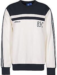 Adidas Sweat 83 C Crew Beige Navy