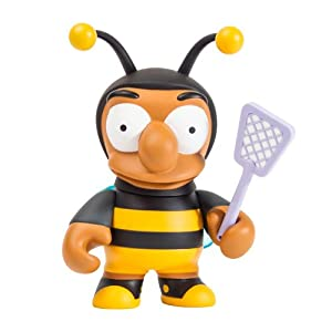 Simpsons Bumblebee Hombre Vinilo Figurita 3