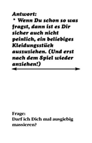 """Orion 740080 Kartenspiel """"Intimes Kreuzverhör"""""""