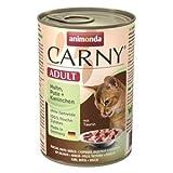 Animonda Cat Carny Adult Huhn & Pute & Kaninchen   6 x 400g