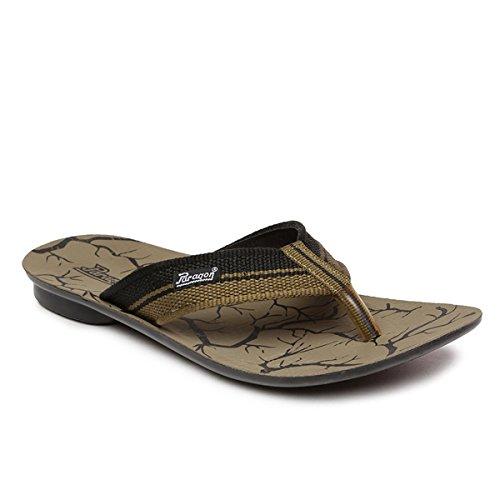 Paragon Men's Green Thong Sandals - 6 UK/India (39/40 EU)(PU6705G)