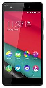 Wiko Pulp 4G Smartphone débloqué (Ecran: 5 pouces - 16 Go - Double Micro-Nano - Android 5.1 Lollipop) Noir