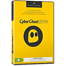 Cyberghost 2019 - 1 PC / 1 Jahr|2019|1 PC / 1 Jahr|12 Monate|PC, Laptop, Tablet, Handy|Disc|Disc