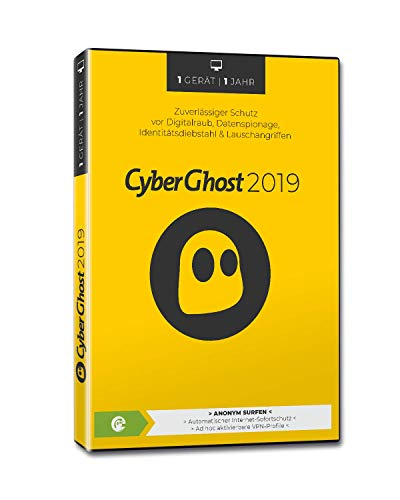 Cyberghost 2019 -...