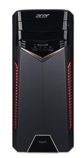 Acer Aspire GX-781 I10603 BE 3GHz i5-7400 Torre Negro PC - Ordenador de sobremesa (3 GHz, 7ª generación de procesadores Intel® CoreTM i5, i5-7400, 3,5 GHz, LGA 1151 (Socket H4), 6 MB) (B01MUGZ9N2) | Amazon price tracker / tracking, Amazon price history charts, Amazon price watches, Amazon price drop alerts