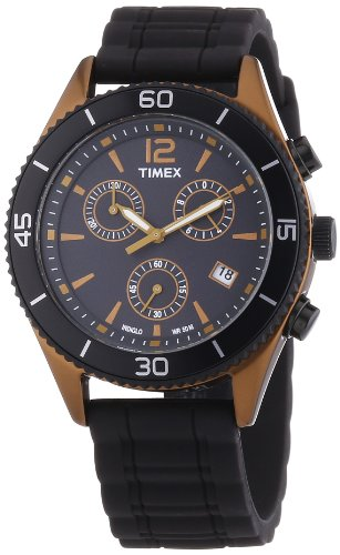 Timex-Modern-Originals-Sport-Chronograph-T2N829-Reloj-crongrafo-de-cuarzo-unisex-correa-de-silicona-color-negro-luz-cronmetro