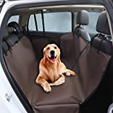 Petslover Double Layers Oxford Fabric Waterproof Pet Car Seat Cover Dog Hammock Protector