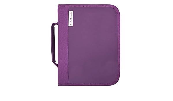 Violett Crafter s Companion sterben und Stempel Aufbewahrung folder-small One size