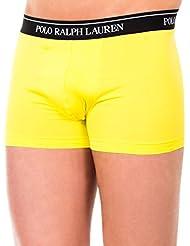 RALPH LAUREN - Lot de 3 boxers Ralph Lauren jaune bleu et noir pour homme