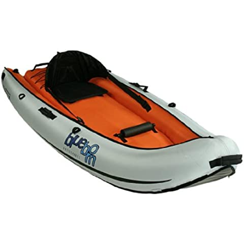 Blueborn Sit On Top Boot Boat Coasteer SRE 240 - Kayak