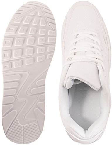 Elara - Sneaker Donna Weiss Basic Flair