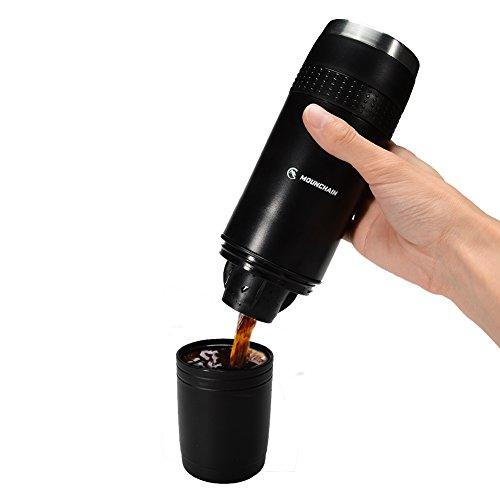 Machine à capsule de café gélules cafetière par mounchain tasse de café compatibles avec des capsules de café à l'intérieur et à l'extérieur de don pour Fan de Café