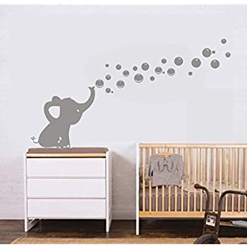 Brilliant Personalise Name With Butterflies Removable Wall Sticker For Kids Nursery Décor Wall Décor Nursery