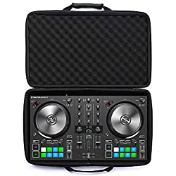 Esimen - Carcasa rígida para Controlador de DJ Native Instruments Traktor Kontrol S2 Mk3, Color Negro