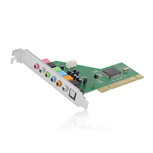 Eminent EW3752 7.1-Soundkarte mit SPDIF