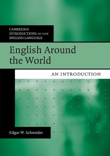 English Around the World Paperback (Cambridge Introductions to the English Language)