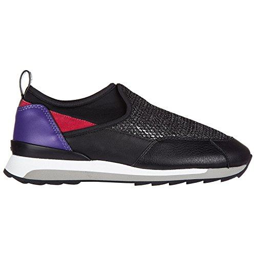 HOGAN REBEL Women Running - R261 Slip on Shoes Nero 5.5 US acb9fc289cb