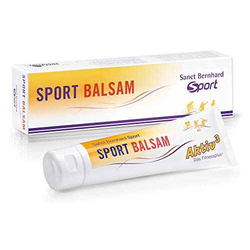Sanct Bernhard Sport Sport-Balsam Inhalt 150 ml
